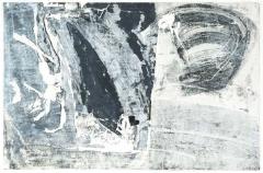 Holzschnittunikat 1993, 55 x 85 cm