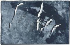 Holzschnittunikat 1995, 55 x 85 cm