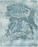 Holzschnittunikat 1998, 80 x 65 cm